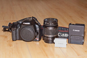 Canon XSi w/18-55mm IS Lens for Nikon Equivalent