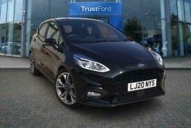 image for 2020 Ford Fiesta 1.0 EcoBoost Hybrid mHEV 125 ST-Line X Edition 5dr Manual Hatch