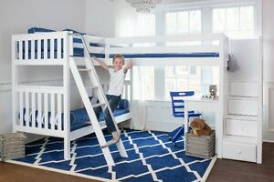 BOXING DAY SALE 15% OFF + NO TAX_ KIDS BUNK & LOFT BEDS Peterborough Peterborough Area image 7