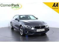 2015 BMW 4 SERIES 420D SPORT COUPE DIESEL