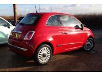 2012 62 FIAT 500 1.2 LOUNGE 3D 69 BHP