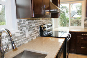Renovated - 3 bedroom upper level house in Saanich East