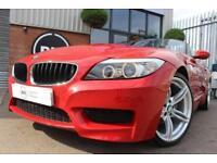 2010 60 BMW Z4 2.5 Z4 SDRIVE23I M SPORT ROADSTER 2D 201 BHP