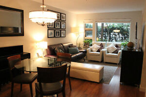 Beautiful Condo with extra large patio (District Crossing)