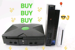 Looking to buy your old games and consoles
