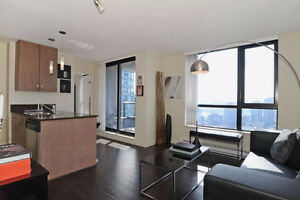 Furnished 1BR Condo in Yaletown