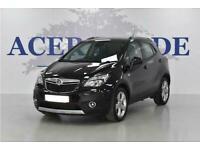 2014 Vauxhall Mokka CDTi ecoFLEX Exclusiv Hatchback Diesel Manual