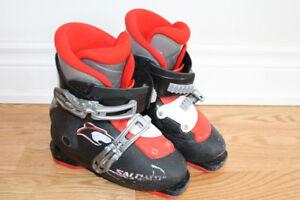 Rossingnal Kid's ski boots 19.5