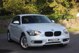 2013 BMW 1 SERIES 116D EFFICIENTDYNAMICS BUSINESS HATCHBACK DIESEL