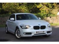 2013 BMW 1 SERIES 116D EFFICIENTDYNAMICS BUSINESS HATCHBACK DIESEL