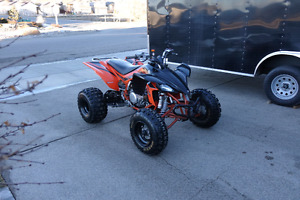 2008 Yamaha YFZ450R *Low hours / mint condition*