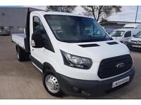 New Ford Transit Single Cab Tipper L3 *Finance Available*