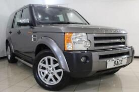 2008 57 LAND ROVER DISCOVERY 2.7 3 TDV6 XS 5DR 188 BHP DIESEL