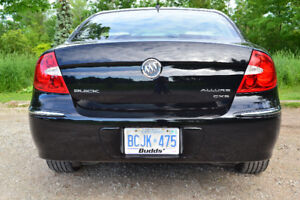 2008 Buick Allure CXS