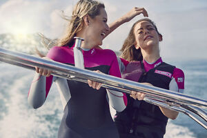 50% off Remaining Wetsuits & Lifejackets at New Coast Marine