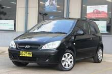 FROM ONLY $45 p/w ON FINANCE* 2010 HYUNDAI GETZ SX TB MY09 HATCH Blacktown Blacktown Area Preview
