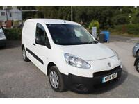Peugeot Partner HDI PROFESSIONAL L1 850 - Excellent Condition Inside and Out