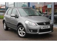 2009 SUZUKI SX4 1.6 GLX Auto 16andquot; ALLOYS and AIR CON