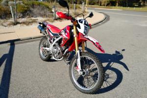 2015 Honda CRF250L Road/Trail
