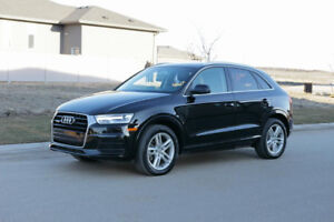 AUDI Q3 2018 - Lease Takeover - 511$ / month *2,000$ Incentive*