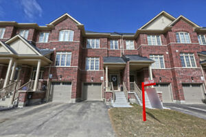 Stunning 3 + 1 Bedroom Townhome In Prime Brampton Location