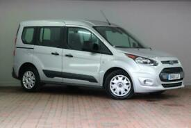 image for 2018 Ford Tourneo Connect 1.5 TDCi Zetec 5dr MPV Diesel Manual