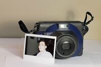 Fujifilm instax wide instant film camera