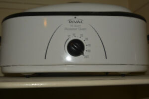 RIVAL roasting oven