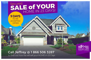 YOUR HOME - 23 DAYS - SOLD
