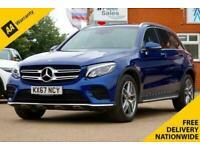 2017 Mercedes-Benz GLC-CLASS 2.1 GLC 250 D 4MATIC AMG LINE 5d 201 BHP Estate Die
