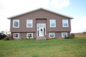 Newer Home and Acreage