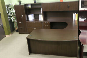 *****EXECUTIVE- U Shape DESK *** 3 Modern colors***NEW***Size
