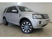 2013 13 LAND ROVER FREELANDER 2.2 SD4 HSE LUXURY 5DR AUTOMATIC 190 BHP DIESEL