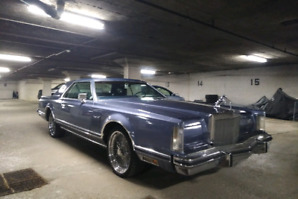 1979 Lincoln Continental MarkV Givenchy Edition 6.6L V8