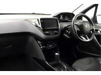 2014 Peugeot 2008 1.6 VTi (120bhp) Allure Petrol grey Automatic