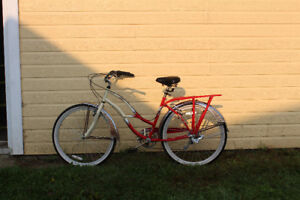 deux vélos