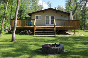 Cabin Rental in Ponemah near Winnipeg Beach