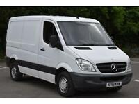 2.1 313 CDI 5D 129 BHP SWB DIESEL MANUAL PANEL VAN 2011