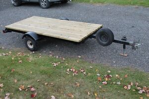 4'X9' Utility Trailer - Licensed and Inspected