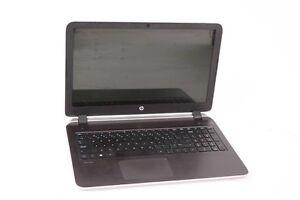 *ordinateur portable laptop HP recent et tres puissant*