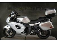 2012 12 TRIUMPH SPRINT GT 1050 ABS 1050CC 0% DEPOSIT FINANCE AVAILABLE