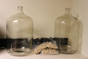 Carboys and Corks