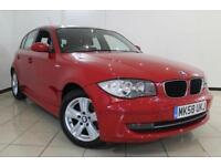 2008 58 BMW 1 SERIES 2.0 118D SE 5DR 141 BHP DIESEL
