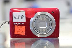 Sony DSC-W670 16.1MP Cybershot Digital Camera (#16799)
