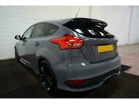 2016 GREY FORD FOCUS 2.0 ECOBOOST 250 ST-3 5DR HATCH CAR FINANCE FR £241 PCM