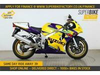 2003 03 SUZUKI GSXR600 ZK3 - PART EX YOUR BIKE