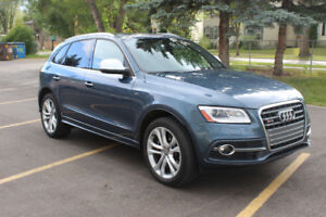 2015 Audi SQ5 3.0T Technik w/ Summer and Winter Tires and Rims