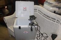 Koolatron Electric Cooler(with 2 adaptors)