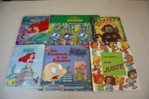 Children's Books In French, 7 Books