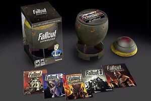 Collectors Edition Fallout Nuke(Life Size)